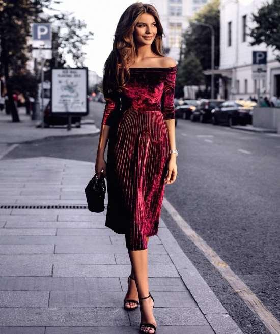 Женские платья: что сейчас в моде?