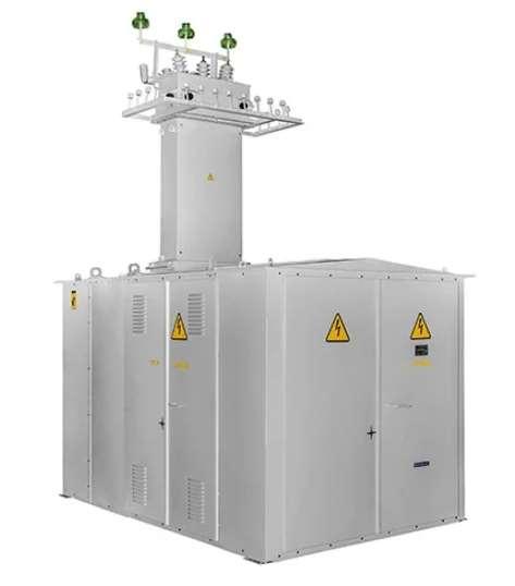 Трансформаторная подстанция КТП-250 кВа и ее особенности