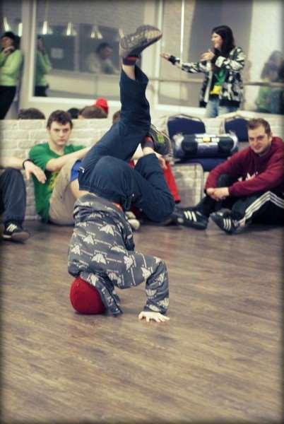 Занятия танцами у лучших хореографов