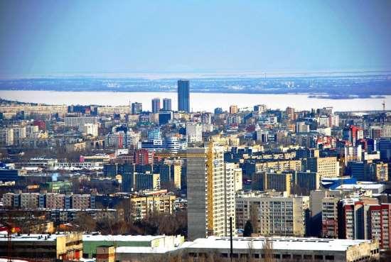 Город Саратов и его особенности