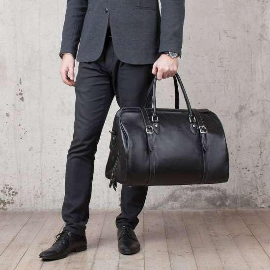 На что обратить внимание при выборе мужской дорожной сумки