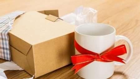 Как выбрать чашку на подарок