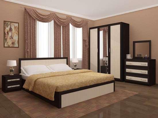 Спальный гарнитур по доступной цене
