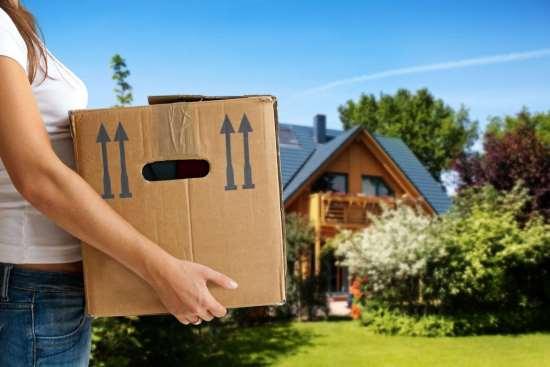 Как лучше всего выполнить переезд на дачу