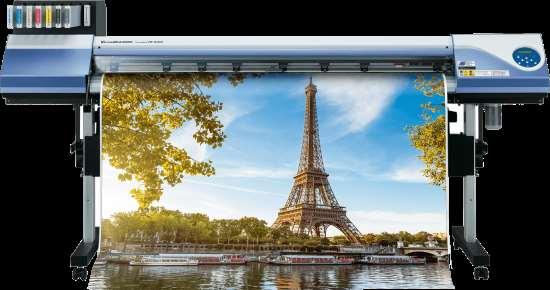 Качество актуальной широкоформатной печати рекламы