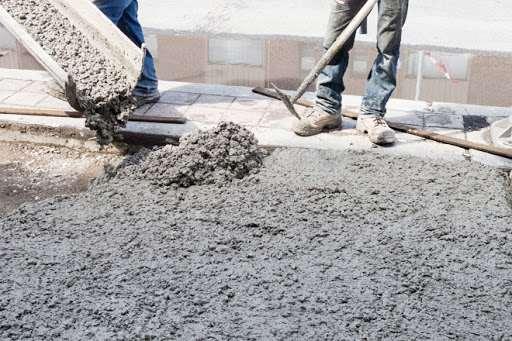 Как используется бетон для строительства?