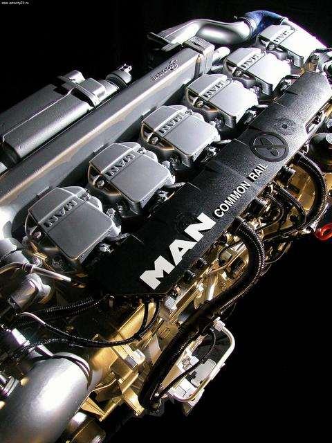 Запчасти для автомобилей МАН от компании «Мир Больших Машин»