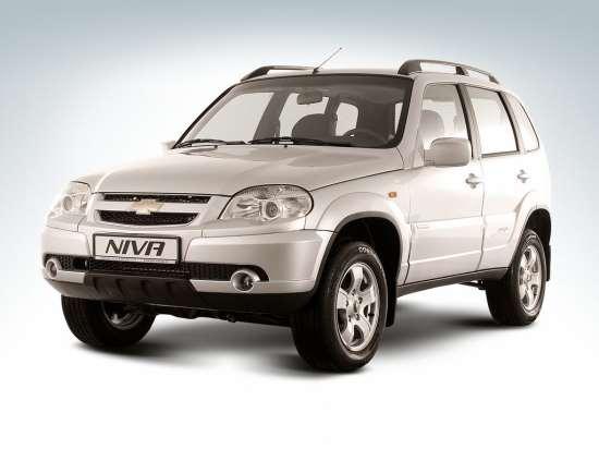 Chevrolet Niva как лучший внедорожник отечественного производства