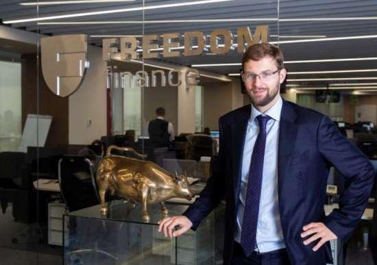 Глава «Фридом Финанс» рассказал о брокерском бизнесе