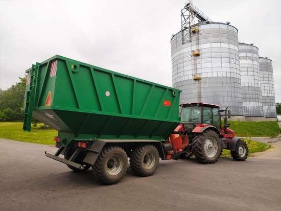 Качественные тракторные полуприцепы от компании «ТОРГТЕХМАШ»